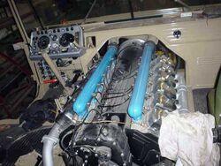 T813 Engine