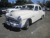 1951 Plymouth Cranbrook Sedan
