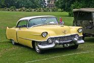 Cadillac Coupe de Ville 1954 front