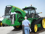 JD 8360 RT w tracks - 2011