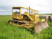 TD15 Crawler Bulldozer 001