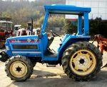 Tong Yang TA4340 MFWD (blue) - 1993