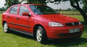 Vauxhall Astra SXi MkIV