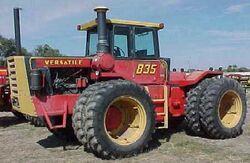 Versatile 835 4WD - 1979