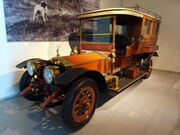 1910 Rolls-Royce Silver ghost Croall & Croall Shooting Brake
