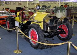 1916 American LaFrance Speedster