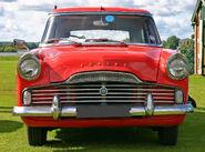 Ford Zodiac 206E Estate 1960 head