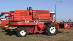 MF 9720 (White) combine - 1985