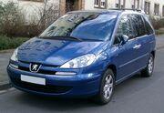 Peugeot 807 front 20080131