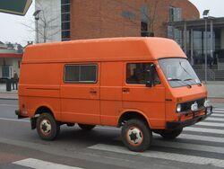 VW LT 40 D Sülzer 4x4 Gen1 1975-1995 frontright 2008-04-04 A