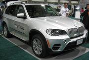 2011 BMW X5 xDrive35d -- 2011 DC