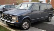 87-90 Plymouth Grand Voyager SE