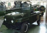 Chinese military offroad vehicle