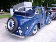 Ford Eifel blau 2