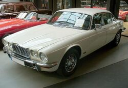 Jaguar XJ Series II