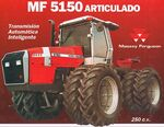MF 5150 4WD brochure