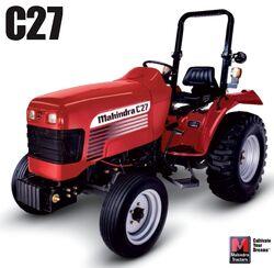 Mahindra C27-2004