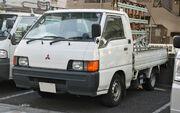 Mitsubishi Delica Truck 001