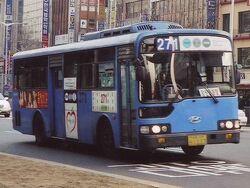 Seoul City Bus01