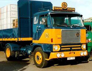 Volvo F 88-49 T SI Truck 1970