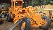 A 1980s wakefied 180D motorgrader