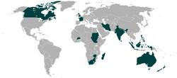 Ferret Scout car operators map