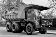 Foden FL Mining Dumptruck