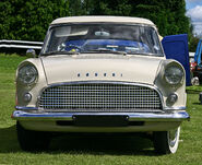 Ford Consul 204E 1956 head