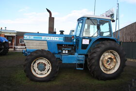 Ford TW-35 - A483 MEG at LAMMA 2012 - IMG 3634