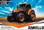 Zanello (CMZ) 4120 MFWD (YTO) brochure - 2017