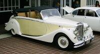 1950 SS MK V-side