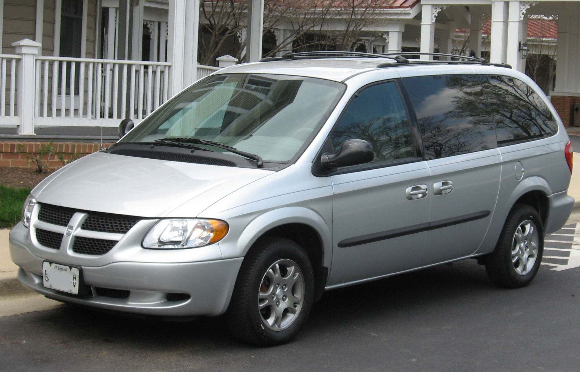 Dodge Caravan | Tractor & Construction Plant Wiki | FANDOM powered by Wikia