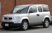 2009-2010 Honda Element -- 01-13-2010