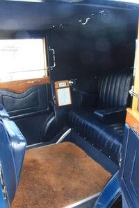 Autin taxi - BXK 124 interior at NCMM 09 - IMG 5289