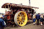 His Lordship, Burrell Showman's engine