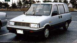 Nissan Prairie 19880311