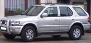Opel Frontera C vl silver
