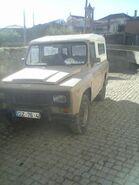 PORTARO 250 DGL Diesel de 1982
