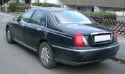 Rover 75 rear 20080102