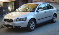 Volvo s40 2nd generations 2