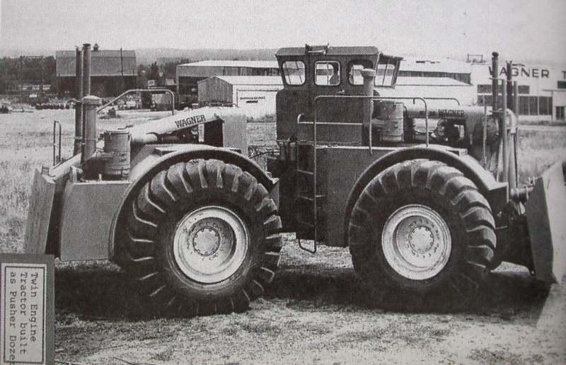 Wagner Wa 30 Tractor Amp Construction Plant Wiki Fandom