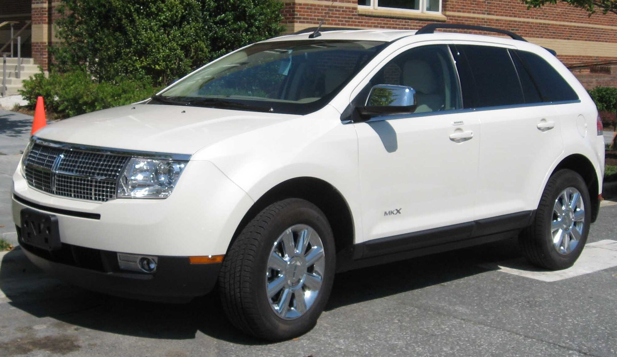 Lincoln Mkx Tractor Construction Plant Wiki Fandom Ed By Wikia