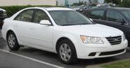 09 Hyundai Sonata GLS