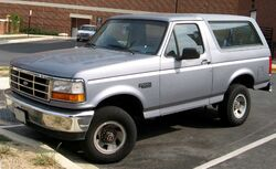 1992-96 Ford Bronco
