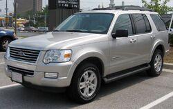 2006-2007 Ford Explorer