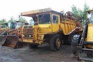 A 1970s Aveling Barfors RD030 Dumptruck Diesel
