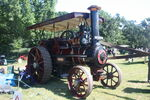 Burrell no. 3125 Traction Engine reg AF 4574 at Woolpit 09 - IMG 1053