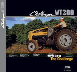 Challenger WT360N brochure - 2006