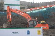 Doosan DX 225LC excavator - IMG 0271