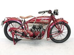 Indian Scout 600 cc 1920